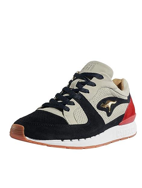 Kangaroos Hombres Calzado/Zapatillas de Deporte Coil R1 Made in Germany_Playmaker_: Amazon.es: Zapatos y complementos