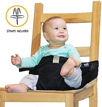 Amazon.com: Cinturón de asiento portátil para bebé con ...