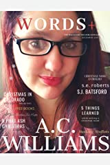 WORDS+: Issue #4 Kindle Edition