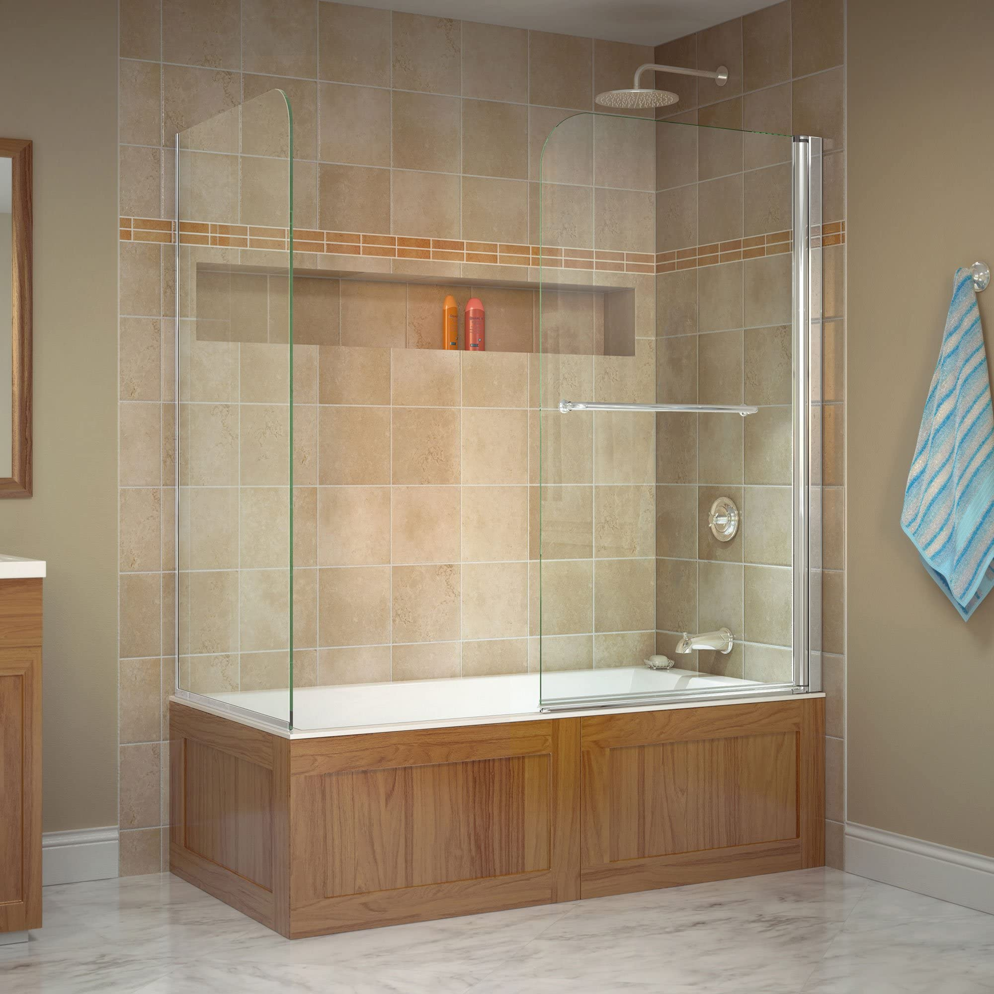 Top rated  sc 1 st  Amazon.com & Bathtub Sliding Doors | Amazon.com