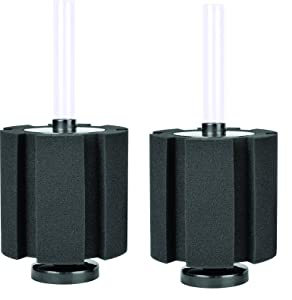 Bacto-Surge Hikari Aquarium Solutions Foam Filter, 125 Gallons