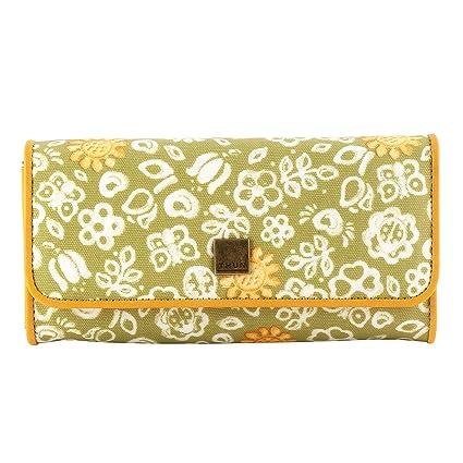 codice promozionale 4733c ab982 THUN Everyday Portafoglio Grande con Tracolla Sunflower, Ceramica,  Variopinto, 10x10x10 cm