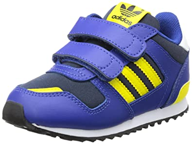 size 40 6b177 3fdfc adidas Originals ZX 700 CF I, Low-top garçon - Bleu (PRIINK