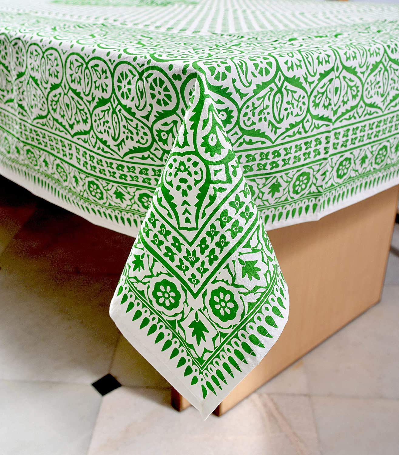 Cotton Dining Table Cover/Table Cloth