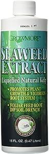 Grow More 6024 Seaweed Extract 11%, 1-Pint