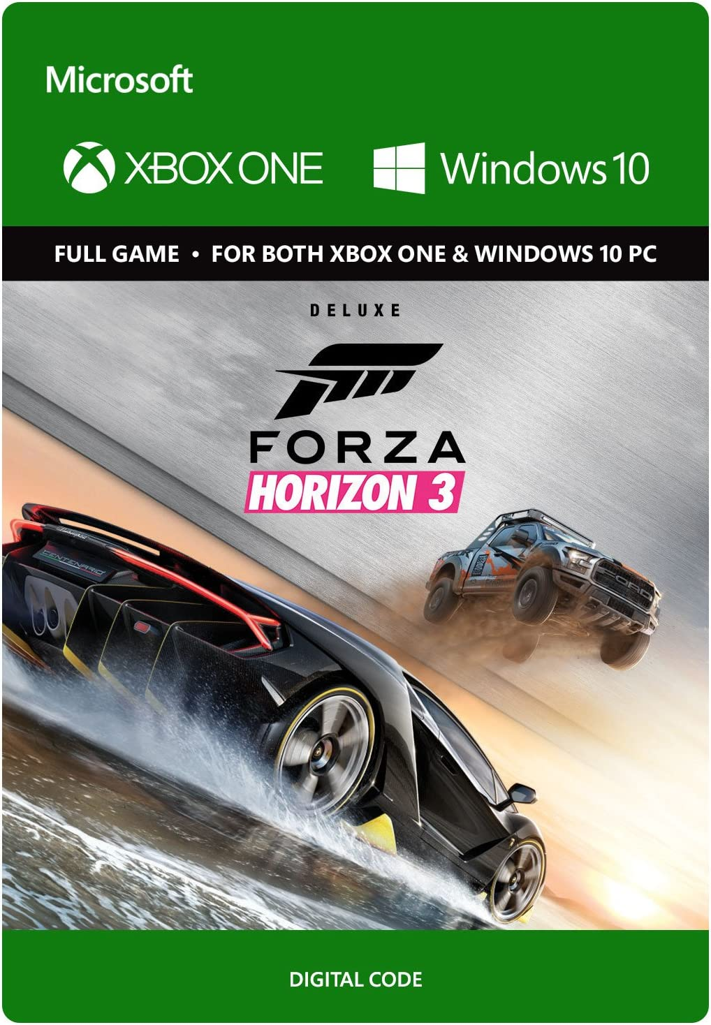 Amazon forza horizon 3 deluxe edition xbox one windows 10 amazon forza horizon 3 deluxe edition xbox one windows 10 digital code video games malvernweather Image collections