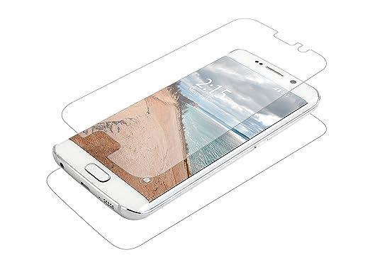 3 opinioni per InvisibleShield Original Pellicola Protettiva per Samsung Galaxy S6 Edge,