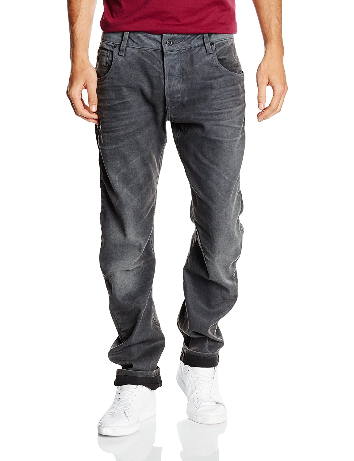 G-STAR Herren Jeanshose Arc Zip 3d Slim