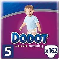 Dodot Activity - Pañales Talla 5 (11-16kg), 162