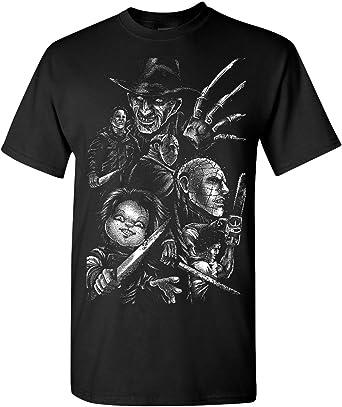 Classic Horror Movie Images Men's T-Shirt