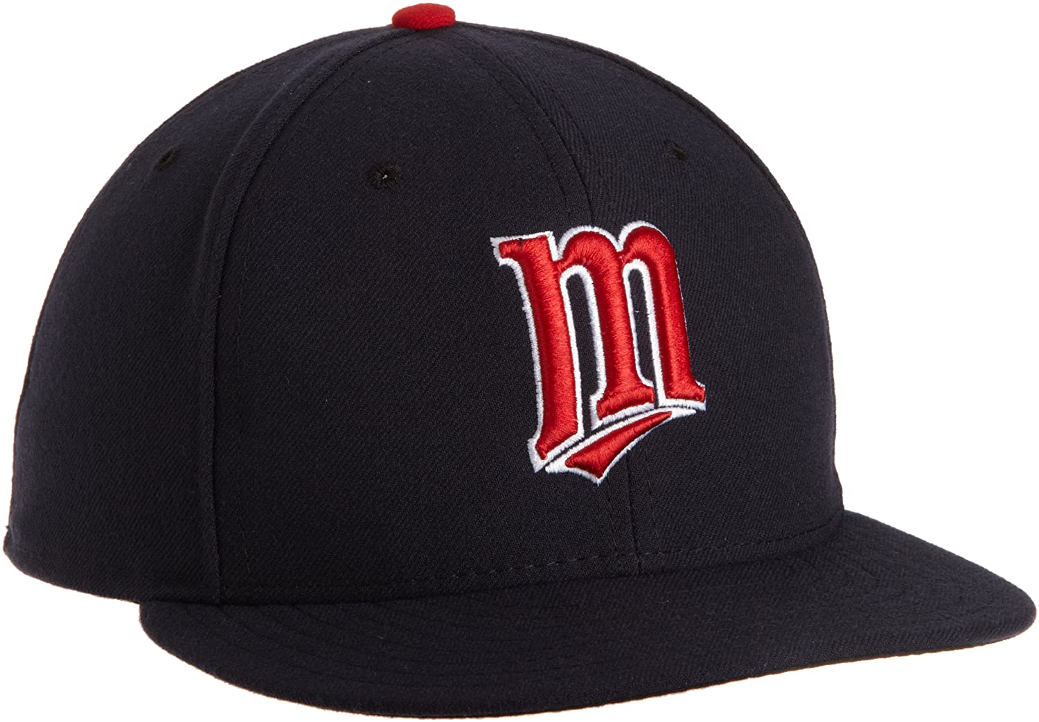 on sale 0e42e 89e75 Amazon.com   MLB Minnesota Twins Authentic On Field Alternate 59Fifty  Fitted Cap   Sports Fan Baseball Caps   Clothing