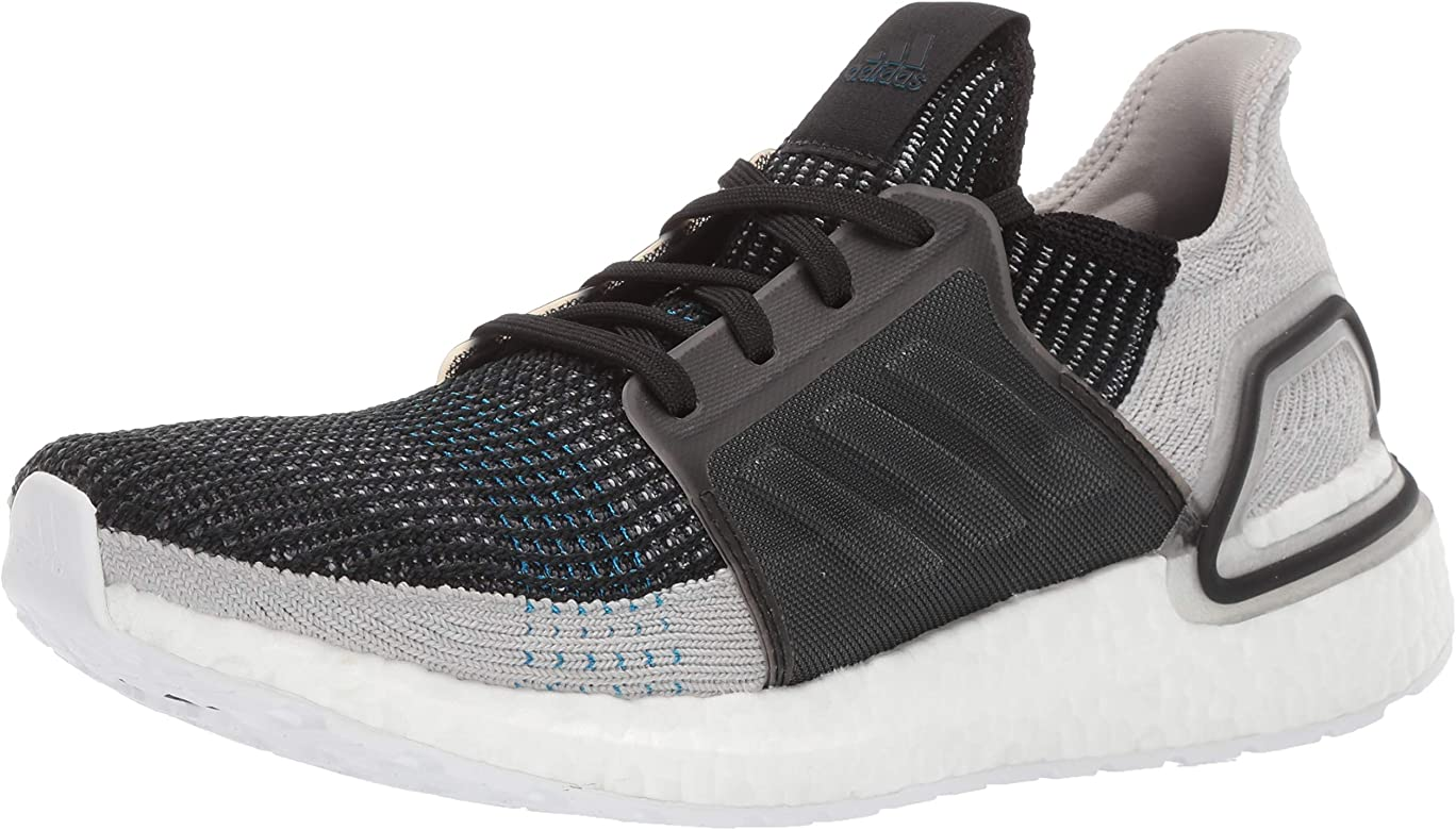 adidas Men's Ultraboost Running Shoe Black Size 9.5 M US
