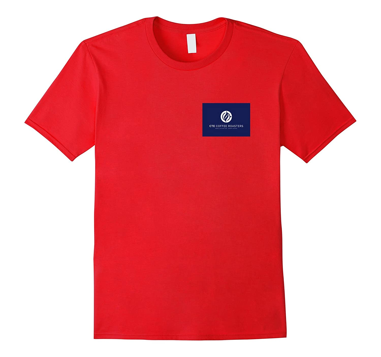 CTE Coffee Roasters Logo T-Shirt-T-Shirt