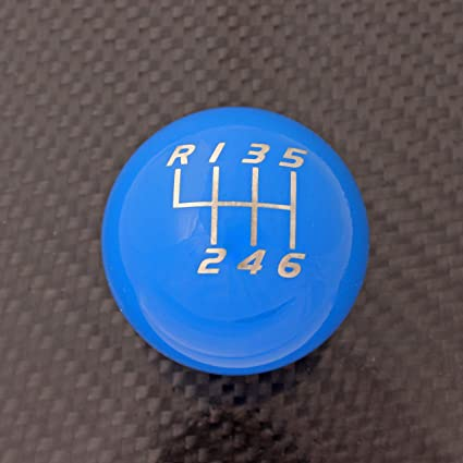 Billetworkz Cosmic Space Shift Knob for 2012 Ford Focus ST//RS and Fiesta ST 6 Speed
