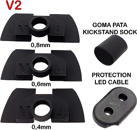 Support Garde-Boue arri/ère pour Trottinette Xiaomi M365,pour XIAOMI Mijia M365 M365 Pro Accessory Electric Scooter Rear Fenders Bracket