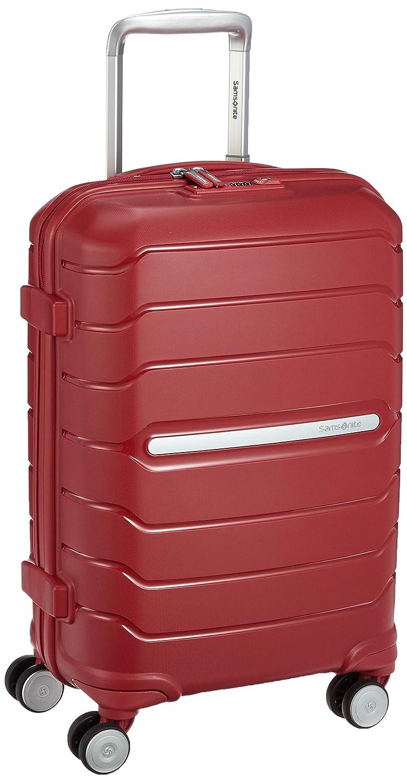 [サムソナイト] スーツケース OCTLITE オクトライ ト スピナー55 35L 2.5kg 機内持込可 保証付 (現行モデル) B018NJ1L7A レッド レッド