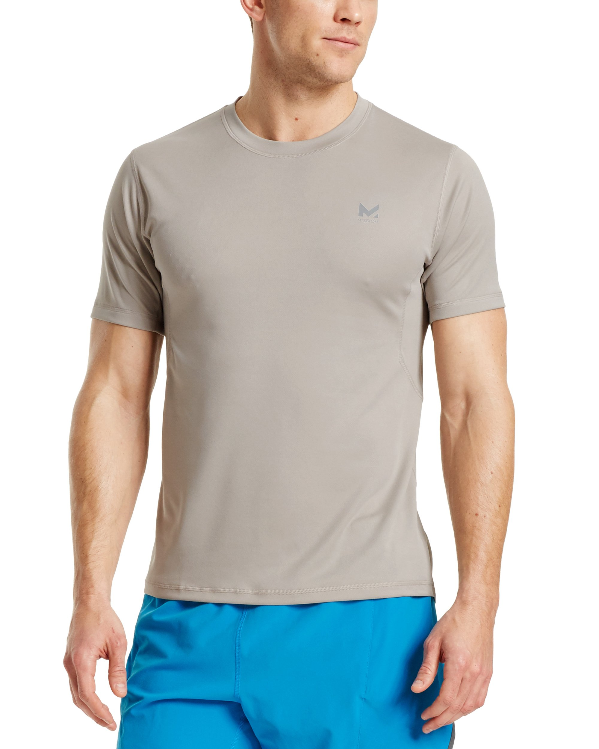 MISSION Men's VaporActive Alpha Short Sleeve