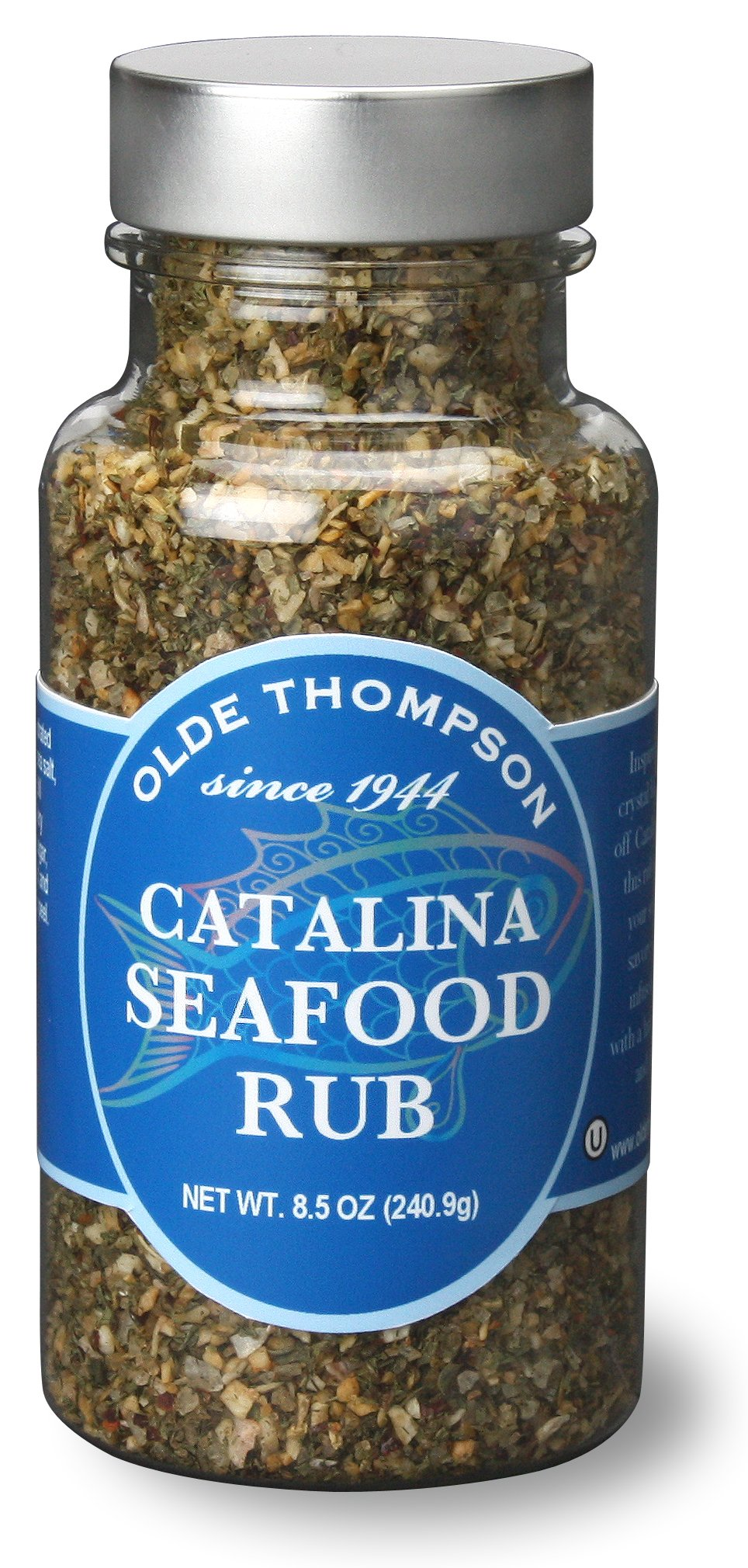 Olde Thompson Catalina Seafood Rub, 8.5-Ounce (Pack of 3)