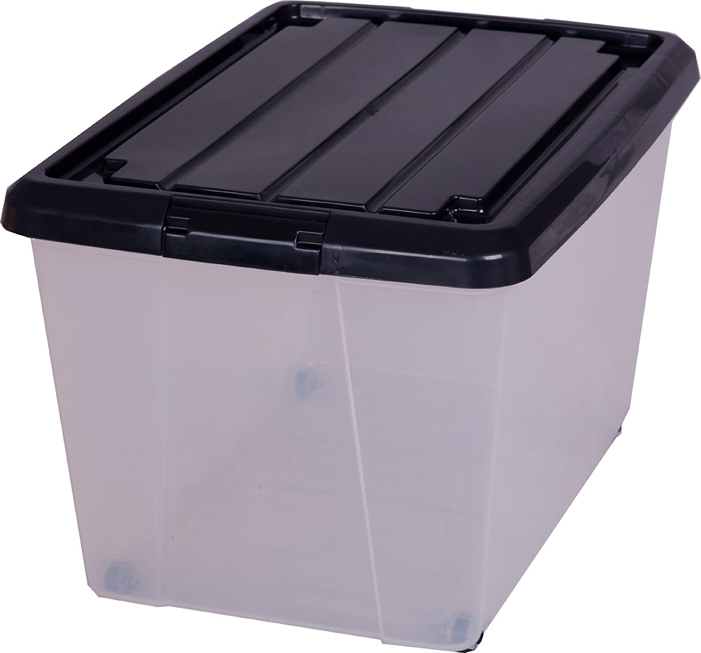 kunststoffbox mit klappdeckel jr33 hitoiro. Black Bedroom Furniture Sets. Home Design Ideas
