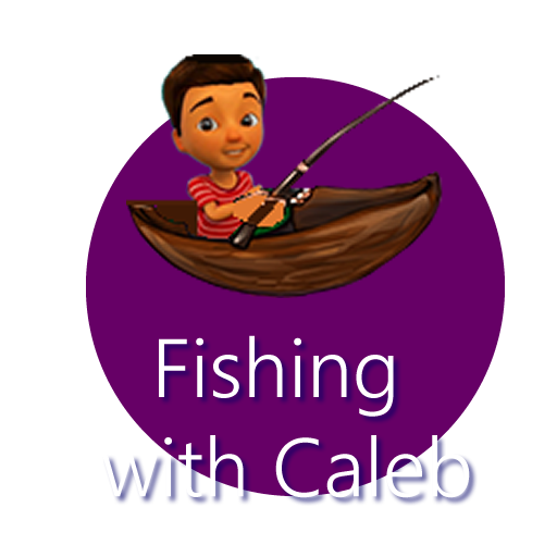 Fishing with Caleb