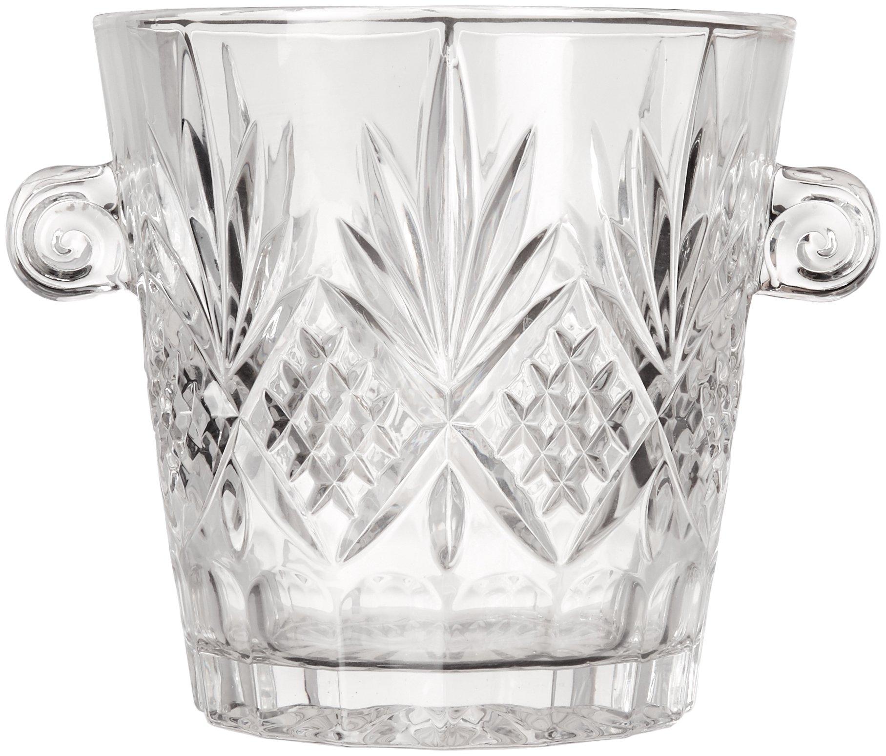 Godinger Dublin Crystal Ice Bucket