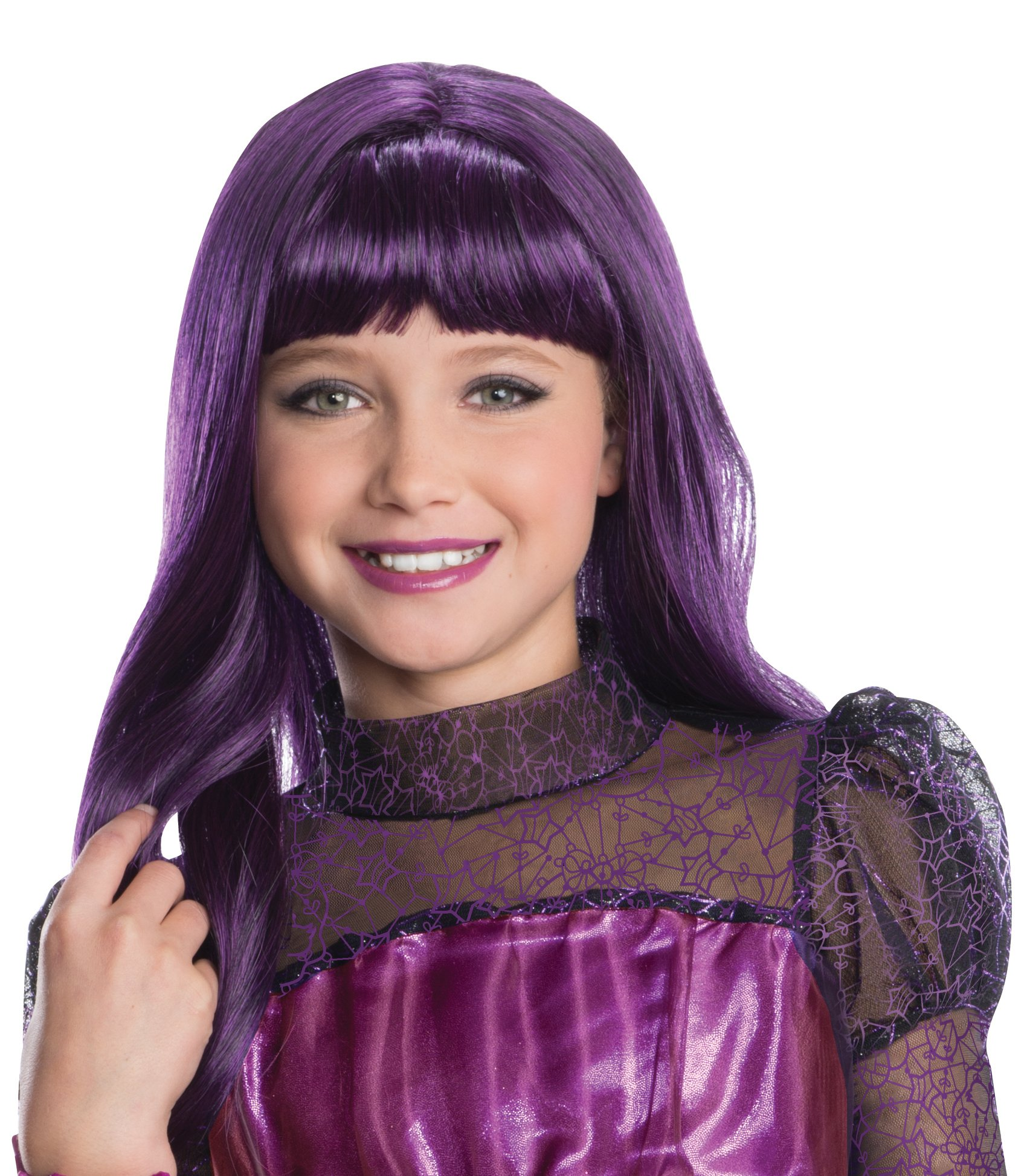 Rubies Monster High Frights Camera Action Elissabat Wig, Child Size by Rubie's
