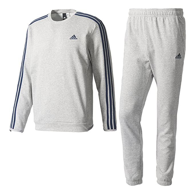 adidas Co Chill Out Ts, Chándal Hombre, Gris (Brgrin / Maruni ...