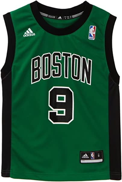 the best attitude fa6c5 25ef4 Amazon.com : NBA Boston Celtics Rajon Rondo Replica ...