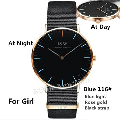 Simple lady Carnival T25 Tritium Luminous wristwatches women Luxury swiss Brand Quartz military clock relogio watch