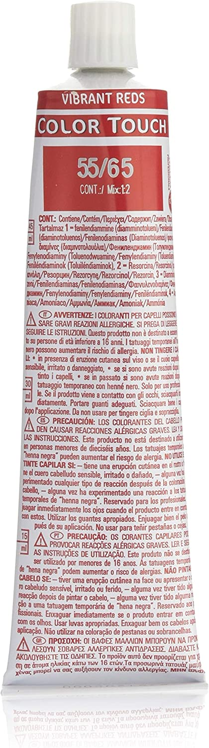 Wella Tinte Color Touch Vibrant Reds 55/56-60 ml