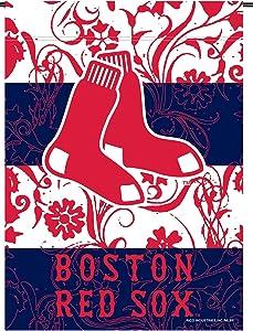 "Rico Industries Red Sox Garden Flag 13"" X 18"""