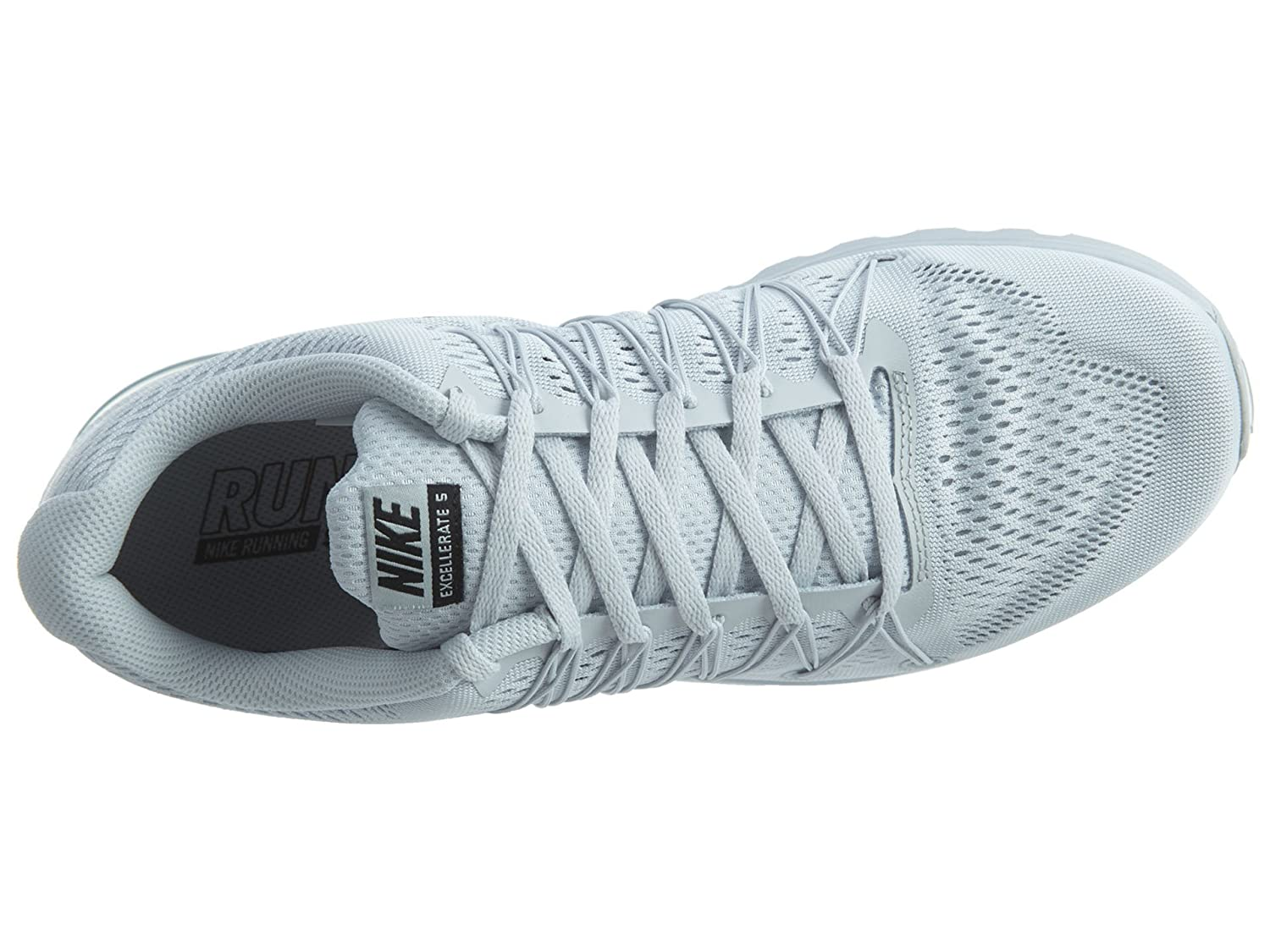 a34cdc1e91698 Nike Men s AIR MAX Excellerate 5 White Running Shoes-8 UK India(42.5 EU) ( 852692-004)  Buy Online at Low Prices in India - Amazon.in
