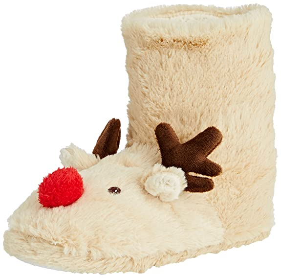 14 opinioni per Spot On Reindeer Bootie, Pantofole con Fodera Donna