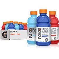 Gatorade G2 Thirst Quencher, 3-Flavor Variety Pack, 24 Count