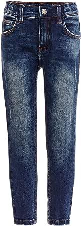 GULLIVER Pantalones vaqueros para niños, azul oscuro, 2-7 años, 98-128 cm