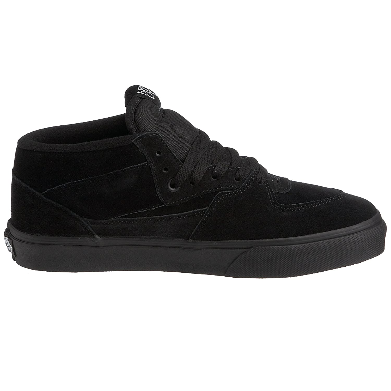 8b8c61c23e8cba Vans Unisex Half Cab Skateboarding Shoe VDZ3BKA  Amazon.co.uk  Shoes   Bags