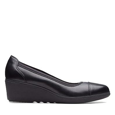 Clarks Damen Un Tallara Liz Slipper: : Schuhe