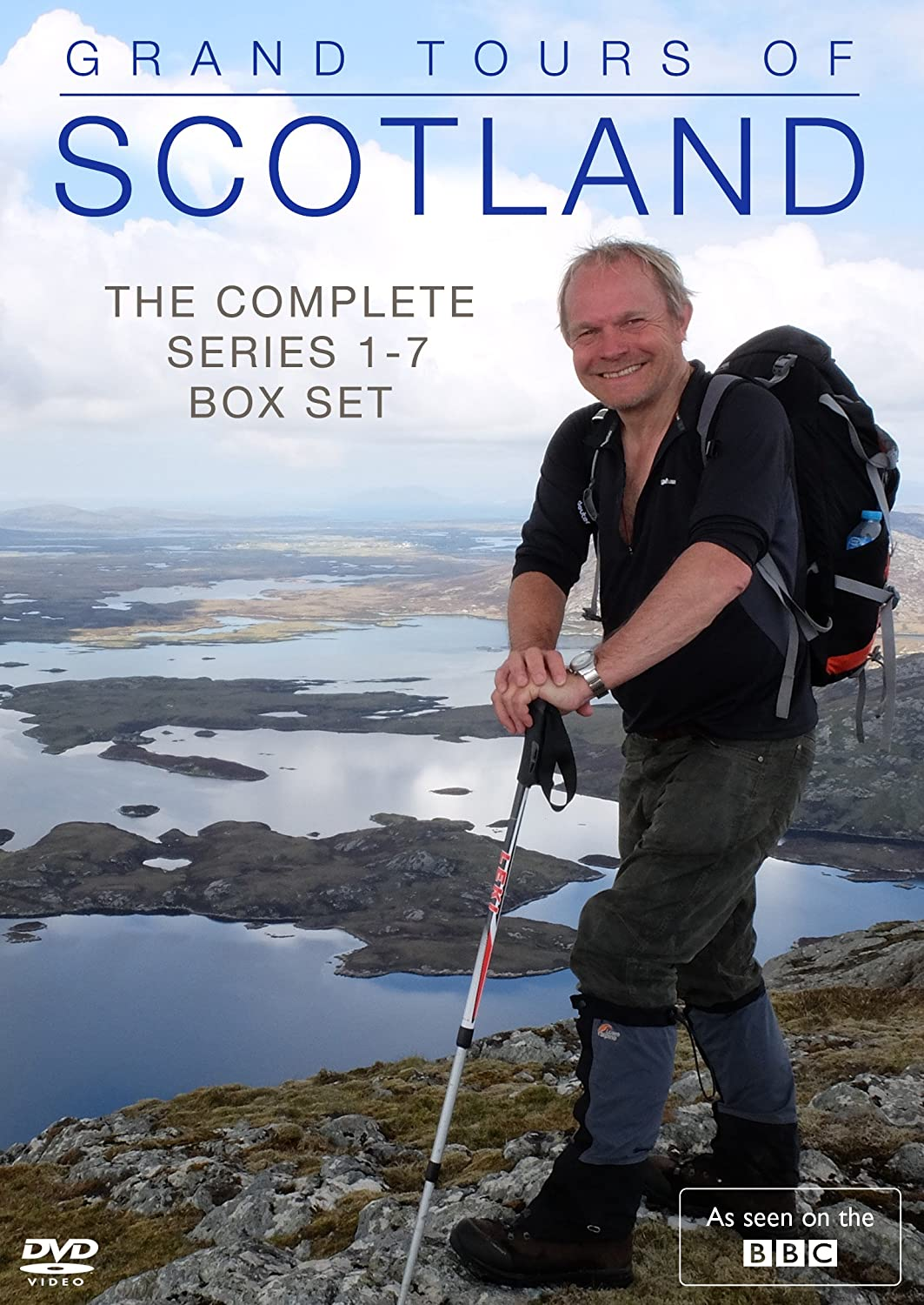 Grand Tours of Scotland: Complete Series 1-7