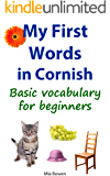 My First Words in Cornish: Basic vocabulary for beginners (Learn Cornish Book 1)