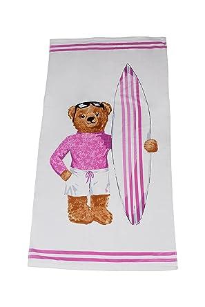 Polo Ralph Lauren 35 X 66 Cotton Beach Towel