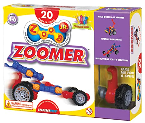 Amazon Com Zoob Jr Zoomer Toys Games