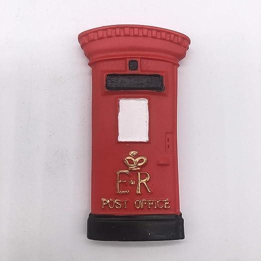 Weekinglo Souvenir Nevera Imán Oficina Postal Londres Inglaterra ...