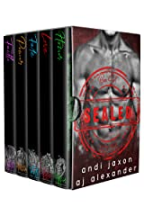 SEAL'ed:The Complete Series Box Set -- Books 1-5 Kindle Edition