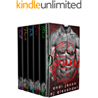 SEAL'ed:The Complete Series Box Set -- Books 1-5