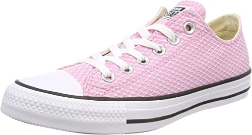 Converse Damen CTAS Ox Light OrchidWhiteNatural Fitnessschuhe