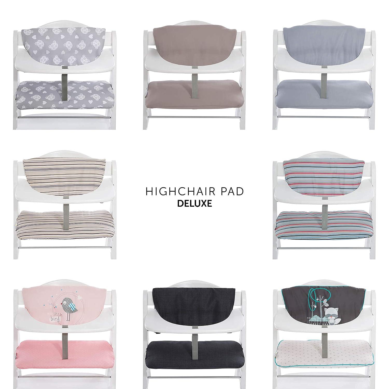 beige Hauck 667613 Highchairpad Deluxe