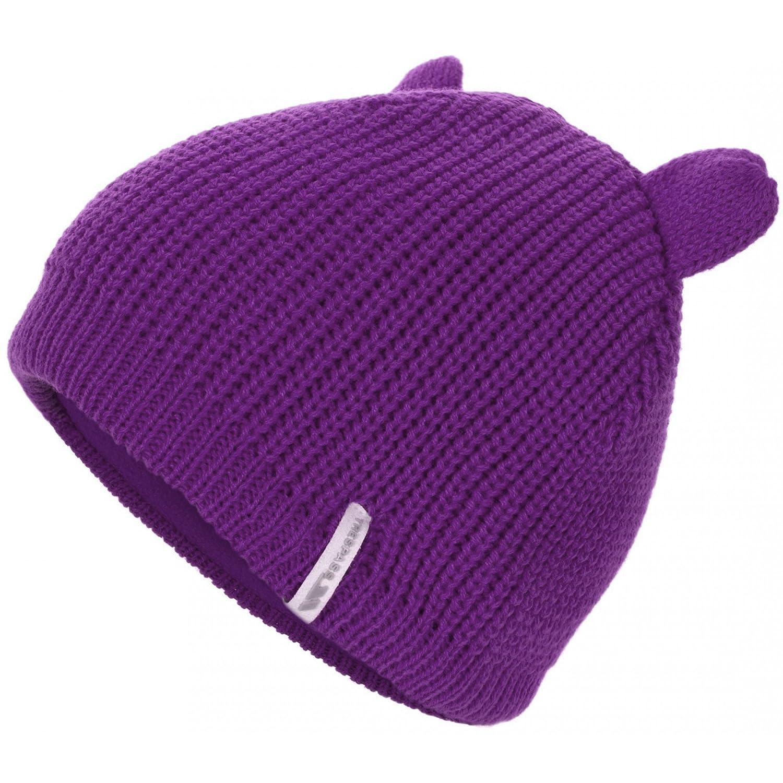 Trespass Childrens/Kids Toot Knitted Winter Beanie Hat