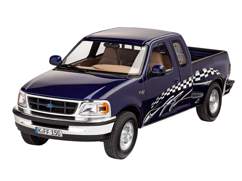 Revell Maqueta 1997 Ford F-150 XLT, Kit Modelo, Escala 1:25 (7045)(07045), 22,9 cm de Largo: Amazon.es: Juguetes y juegos