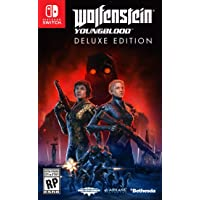 Wolfenstein: Youngblood Deluxe Edition SWITCH
