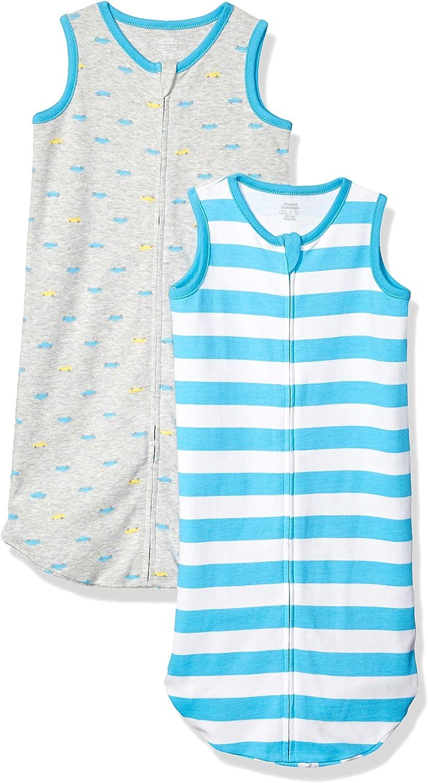 Amazon Essentials Baby Boys Cotton Sleep Sacks